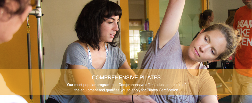 Polestar - Comprehensive Pilates